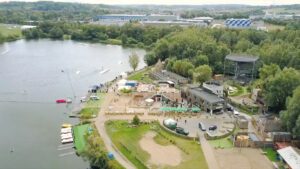 The Outsider Cablepark BE Vlaamse Ardennen